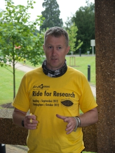 Russell Ball - Fund4Trees trustee