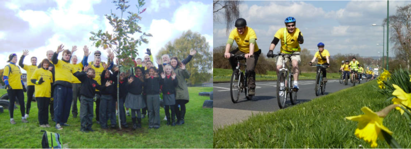 Fund4Trees - Rural Ride for Research 2017